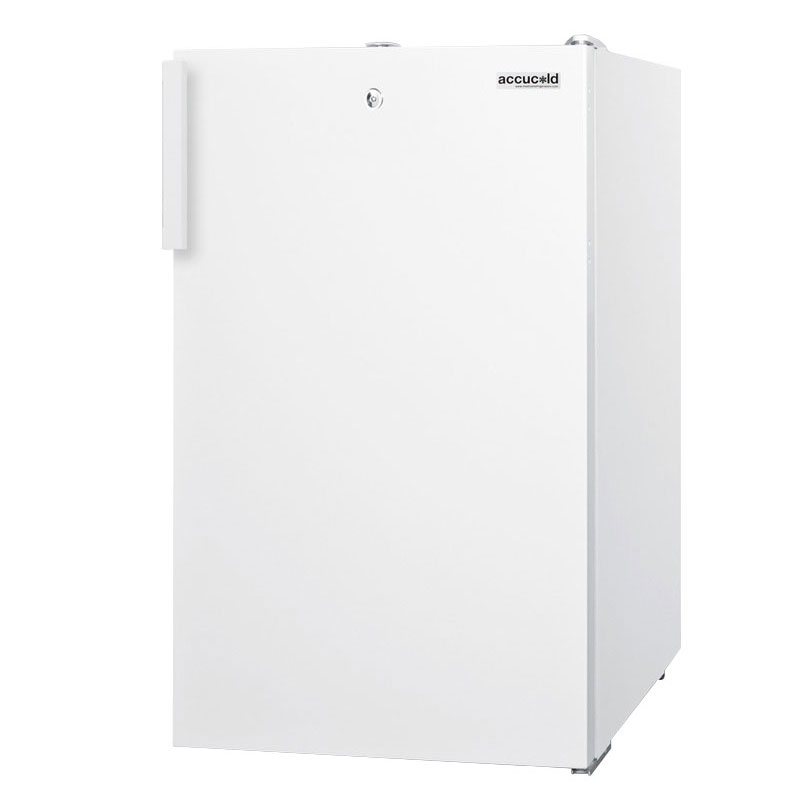 Summit FF511L7ADA 4.1-cu ft Undercounter Refrigerator w/ (1) Section & (1) Door, 115v