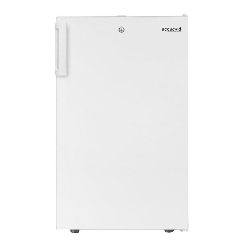 Summit FF511L 4.1-cu ft Undercounter Refrigerator w/ (1) Section & (1) Door, 115v
