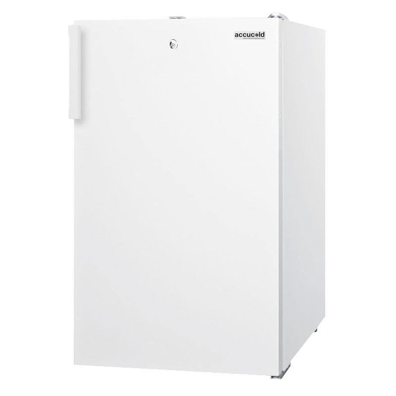 Summit FF511LBI7 4.1-cu ft Undercounter Refrigerator w/ (1) Section & (1) Door, 115v
