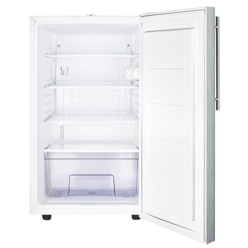 Summit FF511LBISSHV Undercounter Medical Refrigerator - Locking, 115v