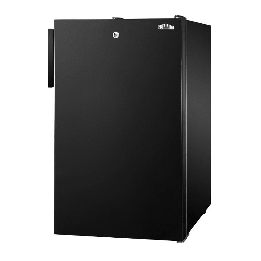 Summit FF521BL7ADA 4.1-cu ft Undercounter Refrigerator w/ (1) Section & (1) Door, 115v