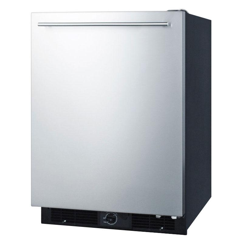 Summit FF590SSHH Undercounter Refrigerator w/ Frost-Free Interior, 5.7-cu ft