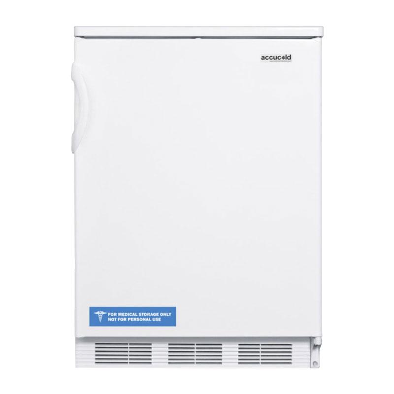 Summit FF6 Undercounter Medical Refrigerator, 115v