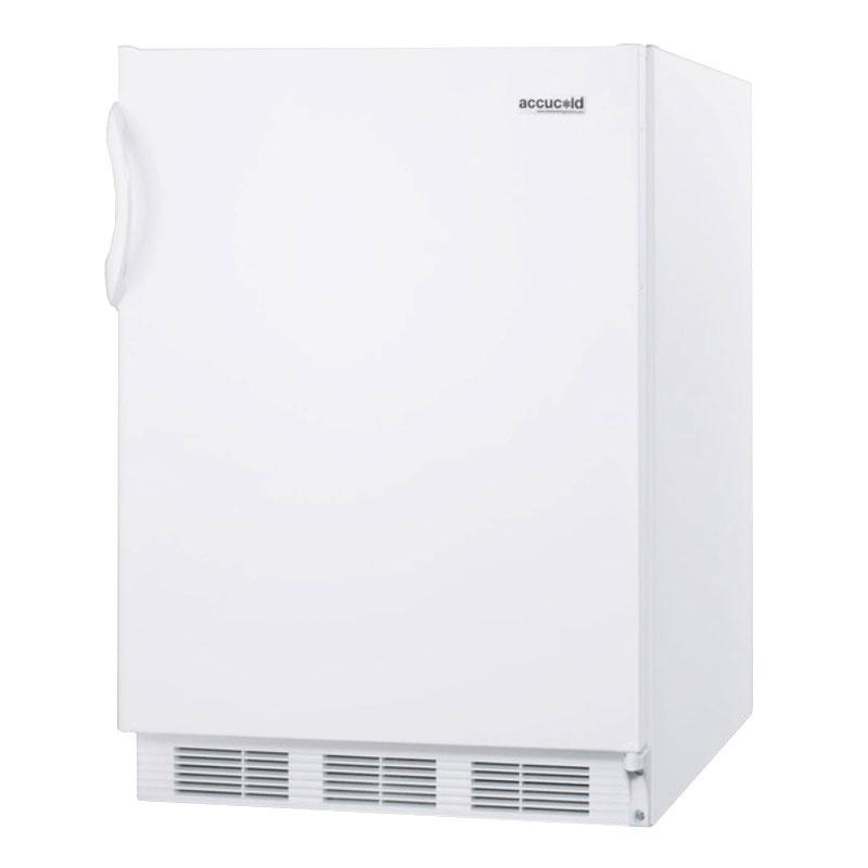 Summit FF6ADA Undercounter Medical Refrigerator - ADA Compliant, 115v