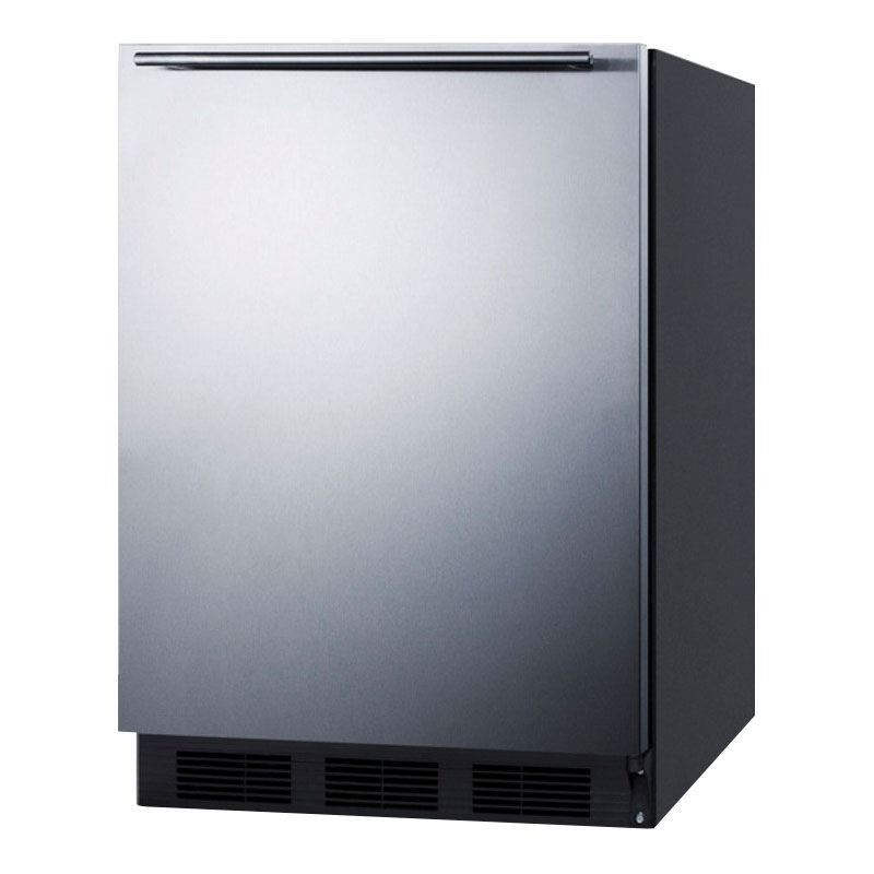 Summit FF6BBISSHHADA Undercounter Medical Refrigerator - ADA Compliant, 115v