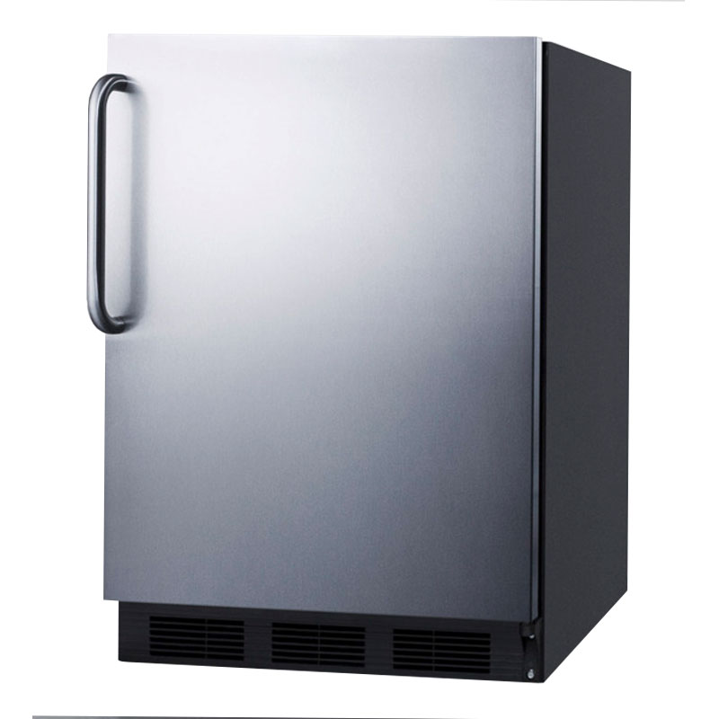 Summit FF6BSSTB Undercounter Medical Refrigerator, 115v