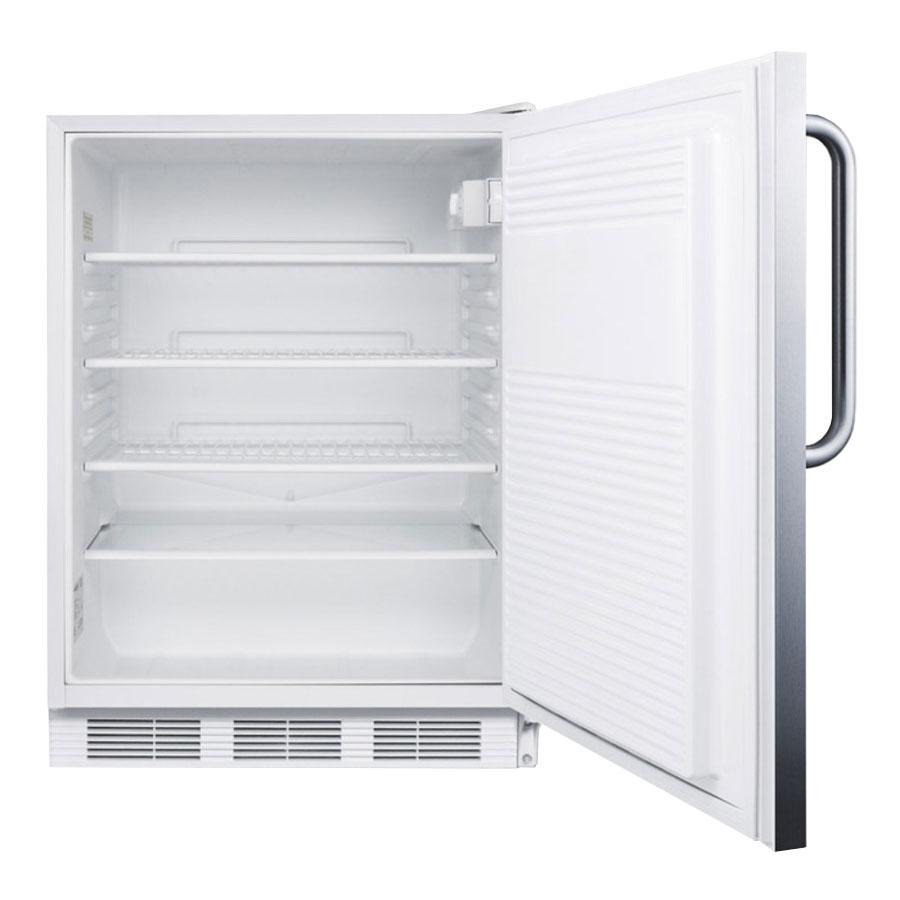 Summit FF7LBISSTBADA Undercounter Medical Refrigerator - Locking, 115v