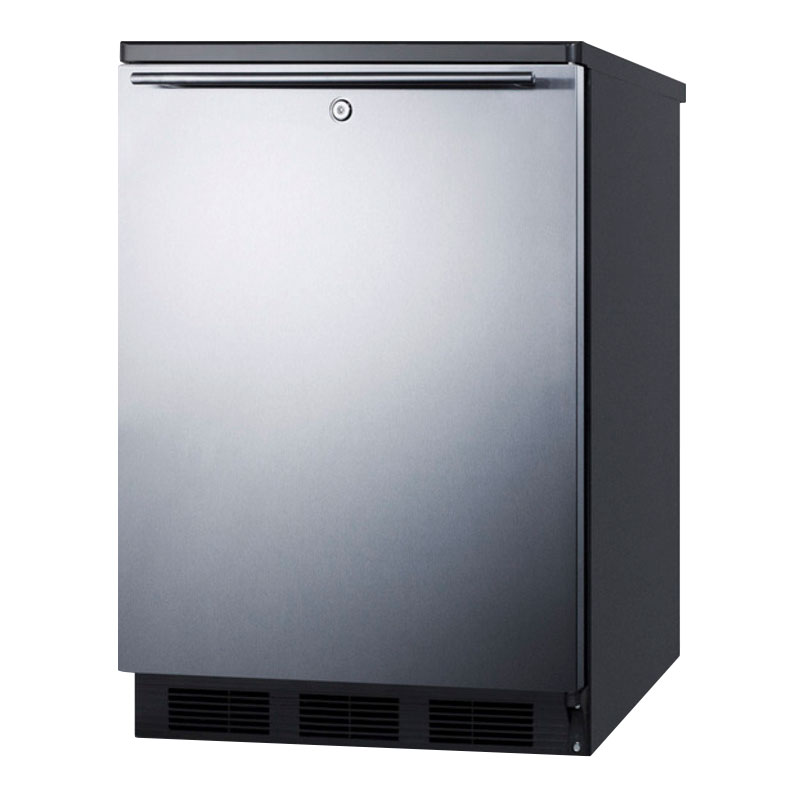 Summit FF7LBLSSHH Undercounter Medical Refrigerator - Locking, 115v