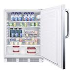 Summit FF7LCSSADA Undercounter Medical Refrigerator - Locking, 115v