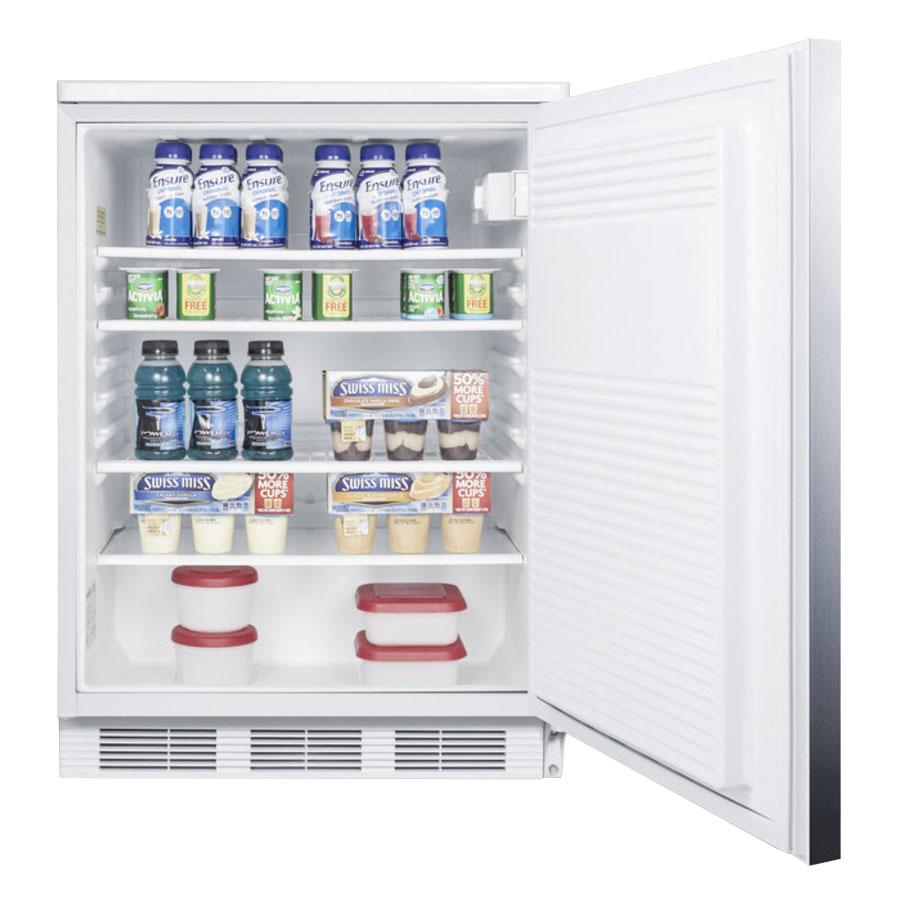 Summit FF7LSSHH Undercounter Medical Refrigerator - Locking, 115v