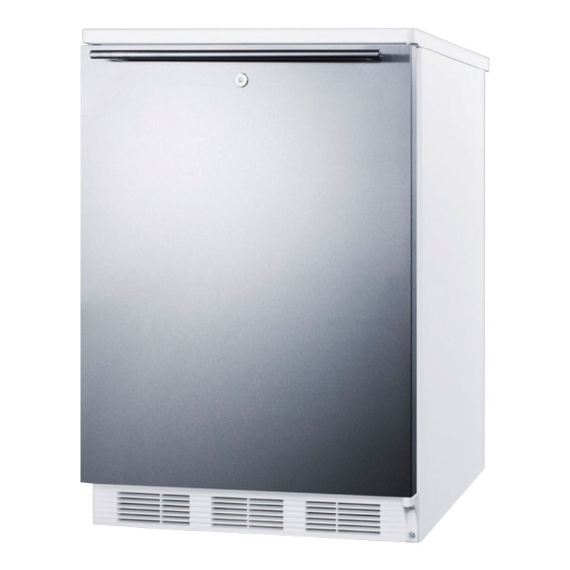 Summit FF7LSSHH Undercounter Medical Refrigerator - Locking, 115v