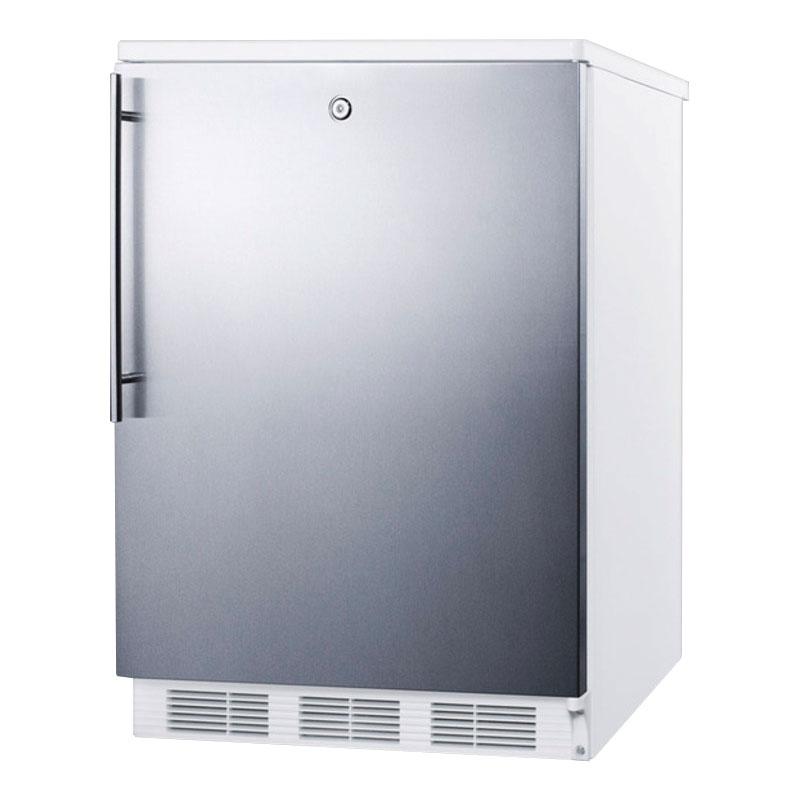 Summit FF7LSSHV Undercounter Medical Refrigerator - Locking, 115v