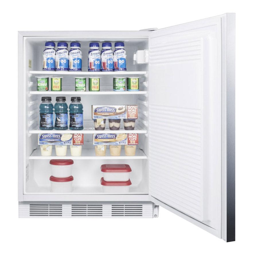 Summit FF7SSHHADA Undercounter Medical Refrigerator, 115v