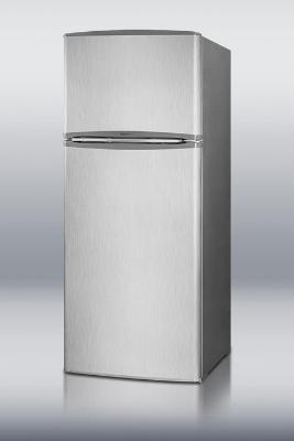 Summit FF985SS Refrigerator/Freezer 24 in W 8.8 cu ft Restaurant Supply