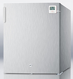 Summit Refrigeration FFAR22LWCSSPLUS Full Size Medical Refrigerator - Temperature Alarm, 115v