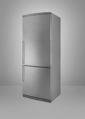 Summit FFBF285SSIM Refrigerator, Bottom Freezer & Ice Maker, 13.81 cu ft, Stainless