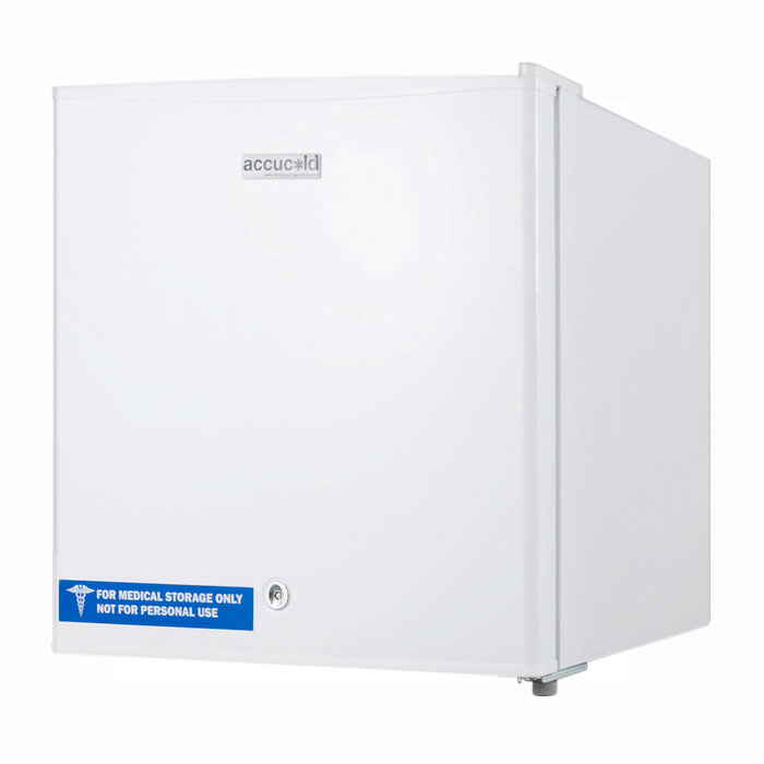 Summit FS24L Undercounter Medical Freezer - Locking, 115v