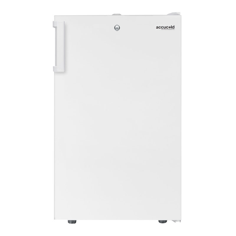 Summit FS407L7 2.8-cu ft Undercounter Freezer w/ (1) Section & (1) Door, 115v