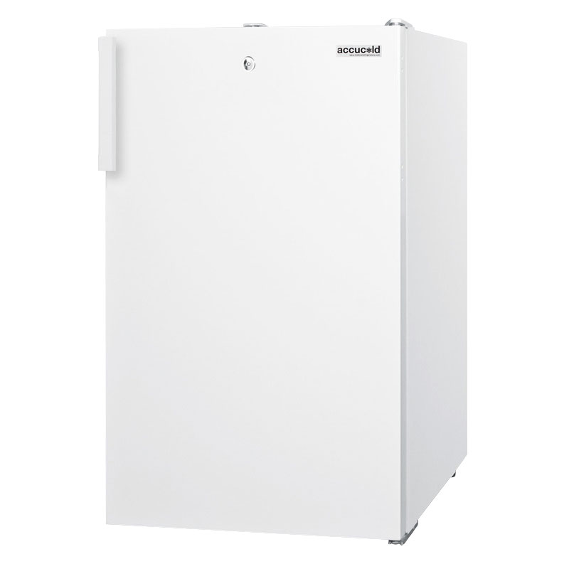 Summit FS407L7 2.8-cu ft Undercounter Freezer w/ (1) Section & (1) Door, 115v