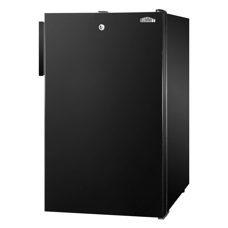 Summit FS408BLBI7 2.8-cu ft Undercounter Freezer w/ (1) Section & (1) door, 115v