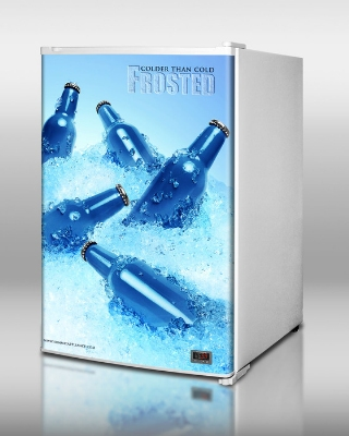 Summit FS60FROST Cold Cavern Beer Froster Operates at 24 Restaurant Supply