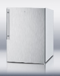 Summit Refrigeration FSM50LESSSHVADA F32x24-in Freezer w/ Manual Defrost, 2-Fixed