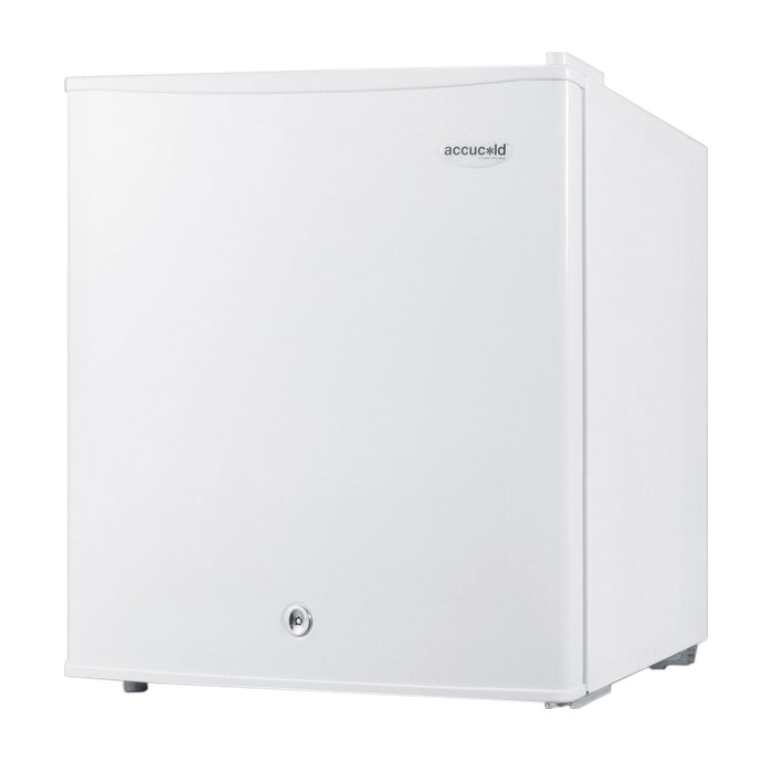Summit S19L Countertop Medical Refrigerator Freezer - Dual Temp, 115v