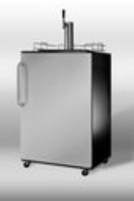 Summit SBC4907SSTB Beer Dispenser Converts to Refrigerator Restaurant Supply