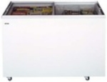 Summit Refrigeration SCF1490 Chest Freezer, White Cab, Aluminum Int, Manual Defrost, Flat Top, 13.0, NSF