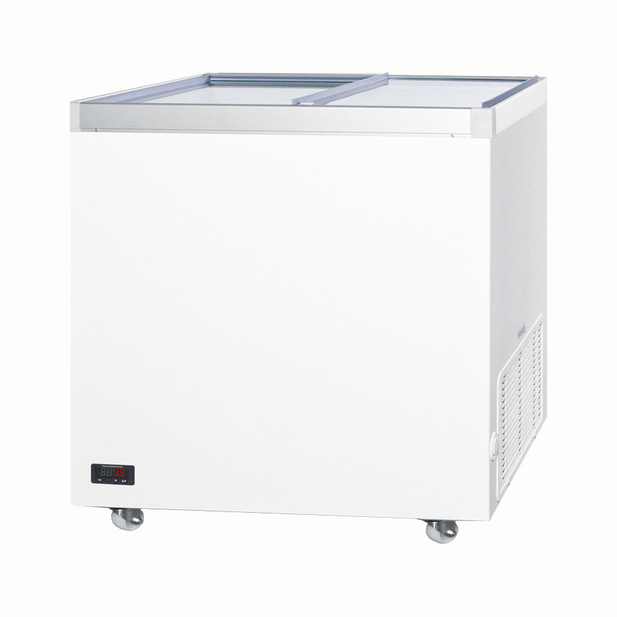 "Summit SCF942DT 36"" Mobile Ice Cream Freezer, 115v"