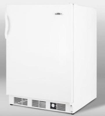 Summit SCFF55IMSSHH Undercounter Freezer Ice Maker Stainless Door Restaurant Supply