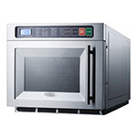 Summit SCM1800M2 1800w Commercial Microwave w/ Touch Pad, 220v/1ph