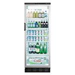"""Summit SCR1300CSS 24"""" One-Section Glass Door Merchandiser w/ Swing Door, 115v"""