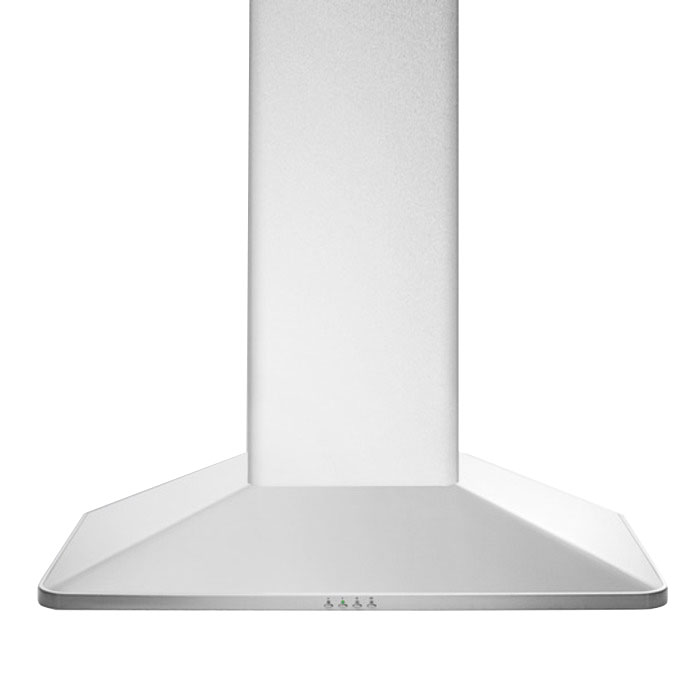 "Summit SEH3636 36"" European 650 CFM Ducted Range Hood w/ 3-Speed Fan, 115v"