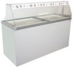 Summit Refrigeration SNEEZEGUARD-NL Shatter Resistant Sneezeguard w/ Anchors & Screws, Polycarbonate