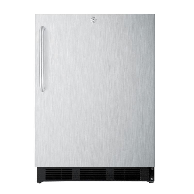 Summit SPR7OSST 5.5-cu ft Undercounter Outdoor Refrigerator w/ (1) Section & (1) Door, 115v