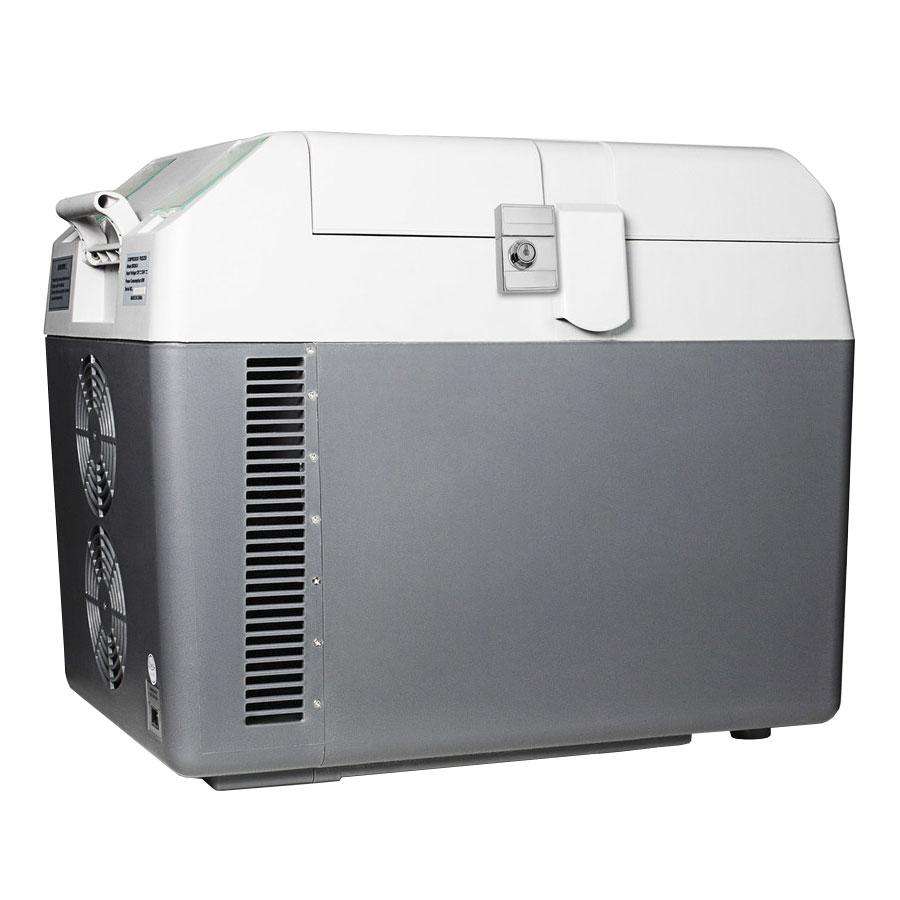 Summit SPRF26 Portable Refrigerator Freezer w/ AC Cord & 12-Volt Car Adapter