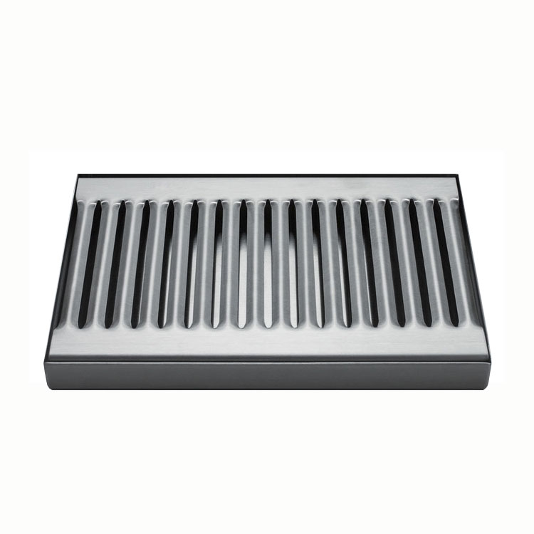 Summit SSDRIPTRAY Drip Tray For Beer Dispensers, Stainless