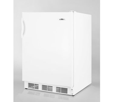 Summit Refrigeration AL650 5.1-cu ft Undercounter Freezer/Refrigerator w/ (1) Section & (1) Door, 115v