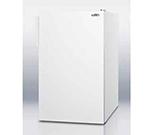 Summit Refrigeration CM4057 20-in Freestanding Refrigerator Freezer w/ Manual Defrost, 4.1-cu ft, White