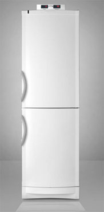 Summit CP171MED Full Size Medical Refrigerator Freezer - Dual Temp, 115v