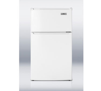 Summit CP35ADA Freestanding Upright Refrigerator w/ 1-Section & Dial Thermostat, White, 2.9-cu ft, ADA