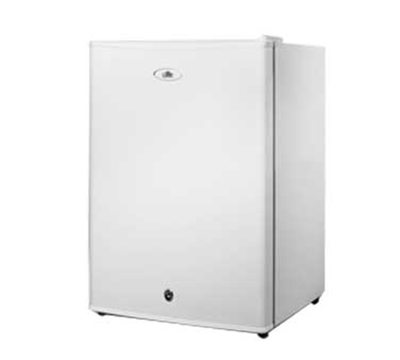 Summit FF28LWH Countertop Medical Refrigerator - Auto Defrost, Lock, , White, 2.4-cu ft