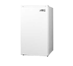Summit Refrigeration FF41ES Refrigerator Freezer Combo w/ Counter Height & Auto Defrost, 115v, White, 3.6-cu ft