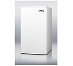 Summit Refrigeration FF41ESADA Refrigerator Freezer Combo w/ Auto Defrost & Door Storage, White, 3.6-cu ft, ADA