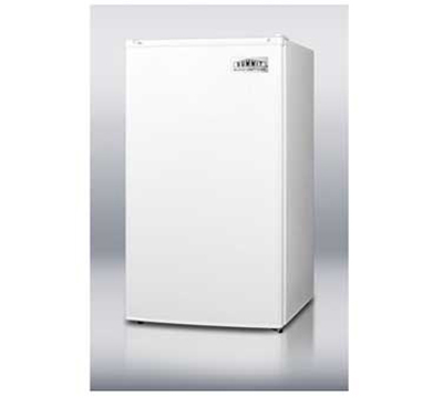 Summit FF41ESADA Refrigerator Freezer Combo w/ Auto Defrost & Door Storage, White, 3.6-cu ft, ADA