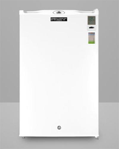 Summit FF511LMED Undercounter Medical Refrigerator - Front-Mount Lock, 115v