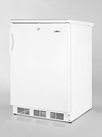Summit Refrigeration FF6L 5.5-cu ft Undercounter Refrigerator w/ (1) Section & (1) Door, 115v