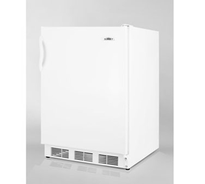 Summit Refrigeration FF7ADA 5.5-cu ft Undercounter Refrigerator w/ (1) Section & (1) Door, 115v