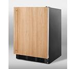 Summit Refrigeration FF7BIF 5.5-cu ft Undercounter Refrigerator w/ (1) Section & (1) Door, 115v